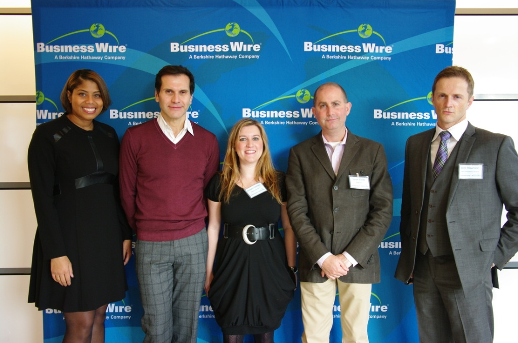 Communications Week Business Wire Panel